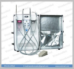 China Vet Portable Dental Equipment WMV660B on sale