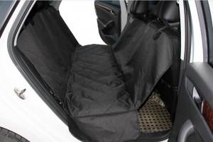 China Non-slip waterproof pet car seat cover on sale