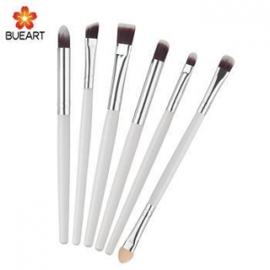 Quality Cheap private label eyeshadow makeup brush eyebrow brush set for sale