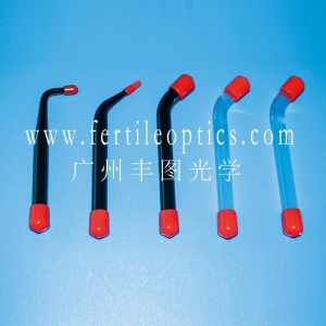 China Glass/fiber optic guide rod on sale
