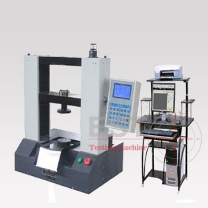 China Microcomputer Control iron ore pellets compression testing machine on sale