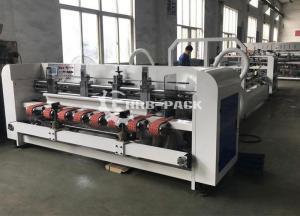 China Folder Gluer Machine Fully Automatic Computer Model Carton Folder Gluer Machine on sale