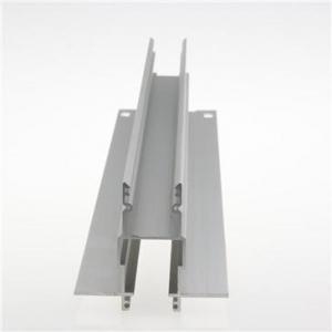 China aluminium profile advertising round corner extrusion poster snap frame on sale