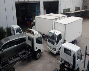 China Truck Dry Truck Van on sale