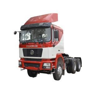 China Trailer Truck Shacman 6X4 336 HP tractor truck price in pakistan with weichai engine trailer truck on sale