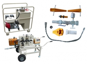 China FOT-CB60 Cable Blowing Machine on sale