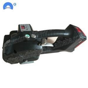 China Battery Operated Banding Tool Plastic Strapping Tensioner on sale