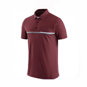 China Custom golf polo shirt for men on sale