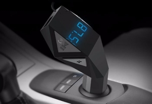 China No-Bluetooth Car FM Transmitter on sale