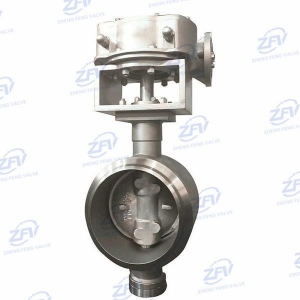 China Triple Offset Butterfly Valve Metal-seated Butterfly Valve on sale