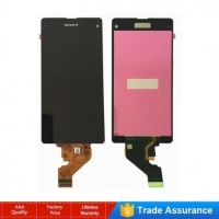 Sony Xperia Z1 mini LCD Screen with Original Glass Changed Quality Z1 compact Display Assemby