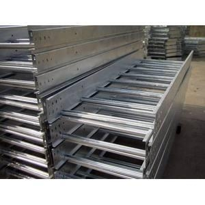 China Hot-galvanized Ladder Cable Tray Galvanized cable ladder type on sale
