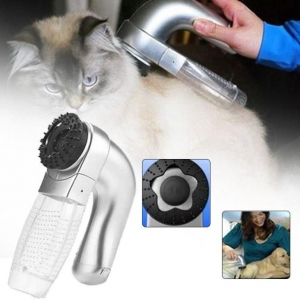 China Pet Pet Supplies Electric Vac Hair Remover Supply Grooming Clean Tool on sale