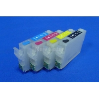 China Refill ink cartridge for Epson XP-101/XP-201/XP-401(T1971/T1962-T1964) printer on sale