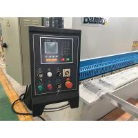 QC12Y-12X7000MM Hydraulic metal plate shearing machine / cuting machine, steel plate cutter