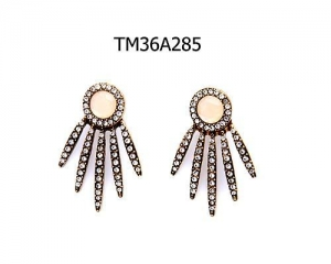 China Stone Earrings BRACELETS Earrings TM36A285 on sale