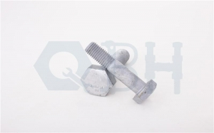 China Bolts ASTM A325M Heavy Hex Bolts on sale
