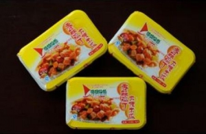 China Brewed convenient rice series Spicy minced chicken Steamed Rice convenient on sale