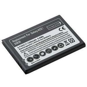 China Mobile phone batteries Samsung Galaxy Galaxy ACE/S5830 on sale