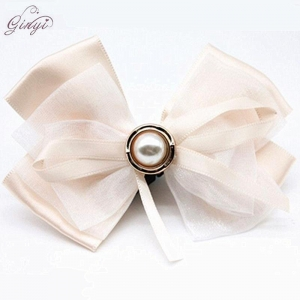 China Hair Accessory Wholesale Ribbon Fab on sale