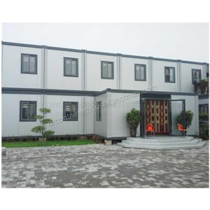China container hotel prefab building shed knock down house casas prefabricadas china on sale