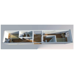 China living container house flat pack designed homes house plans 40 ft container price on sale