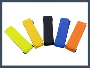 China Hook and Loop cable tie Luggage cases hook and loop tape,colours on sale