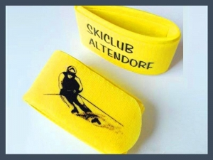 China Snowboarding fixed belt hook and loop fastener on sale