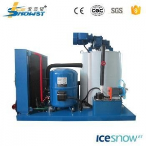 China High quality low power consumption ice flake making machine on sale