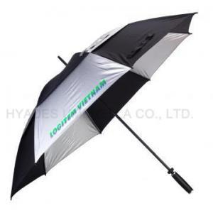 China Double Layered 30 Windproof Golf Umbrella on sale