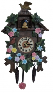 China Plastic Cuckoo Clock on sale