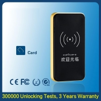 China Electronic keyless EM118 touch screen rfid card magnetic rfid locker lock for cabinet lock on sale