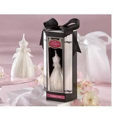 China New creative promotion gift product wedding gift festival dress party candle with gift box on sale