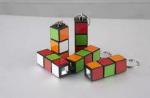Rubiks mini flashlight torch promotion gift
