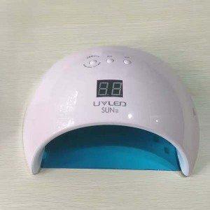 China Nail Dryer Lamp 48W SUN669 LED UV Nail Lamp Light Gel Polish Cure Dryer Lamp on sale