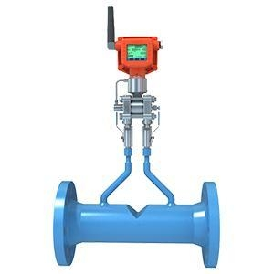 China Flow Meter ACF-1-XX wireless integrated intelligent wedge flow meter on sale