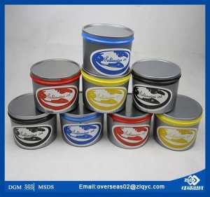 China Anti-crust heat transfer sublimation ink for offset ink on sale