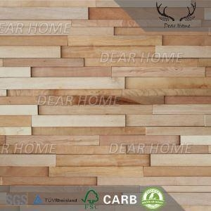 China 3D Wood Wall Panels 3D Decorative Wood Wall Panels for Interiors on sale