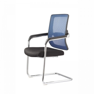 China Popular Low Back Visitor Chair/ Lumbar Support Office Chair/ Arm Chair Office Use Office Mesh Chair on sale