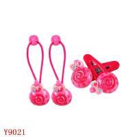 Kids Hair Clip CH-Y9021 lollipop style Cute Cartoon Baby Girls hair barrettes clip