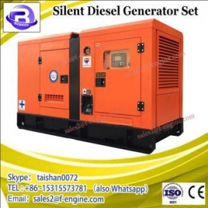 China Good performance Silent electric 165kw diesel generator set wholesale