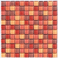 Mosaic Tile Glass Kitchen Tiles