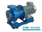 High temperature Magnetic Drive Pump TMF fluorine plastic chemical magnetic drive pump