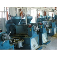100 ton per day small edible vegetable oil production line