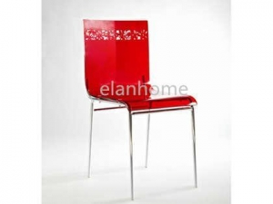 China modern acrylic dining chair on sale