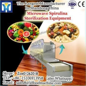 China Tunnel Continuous Conveyor Belt Rice Powder Microwave LD Sterilizer Machine/Rice Drying Machine on sale