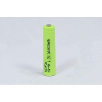 Mercury Free AAA Ni-MH Rechargeable Battery