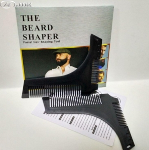 China Plastic Anti-static Lice Comb for Beard Care on sale