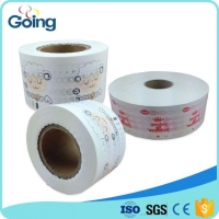 Printing Tissue Frontal Tape For Training Pant Baby Diaper Raw Material