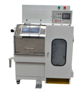 China LHS220-24 double frequency conversion precious metal fine wire drawing machine on sale